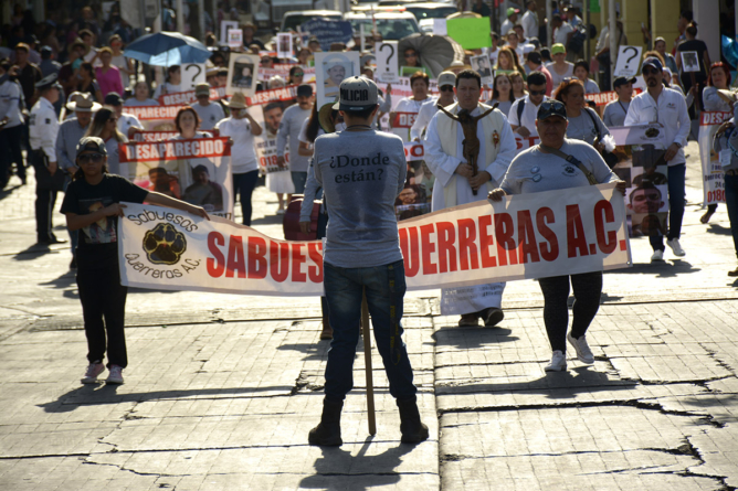 Nada que celebrar   Madres de desaparecidos convocan a marchar este 10 de mayo