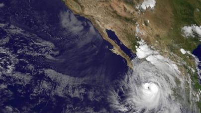 Pronostican 18 ciclones tropicales en el océano Pacífico este año… y así se llaman