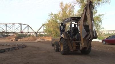 Construcción del Parque Puente Negro no afectará al río Culiacán