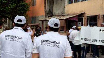 En defensa del voto   ¿Sabes cómo inscribirte para ser observador electoral?