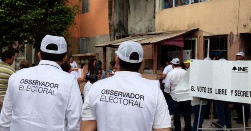 En defensa del voto | ¿Sabes cómo inscribirte para ser observador electoral?