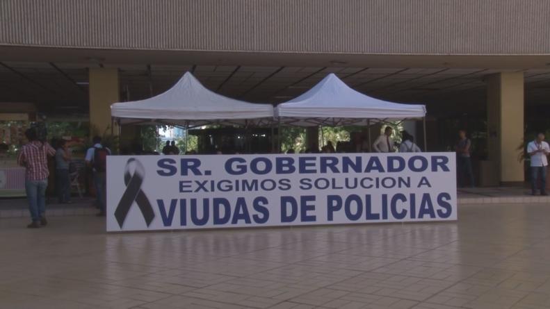 Reporte ESPEJO   ¿Y los 7 mdp que aprobó el Congreso para viudas de policías?