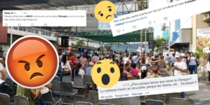 Culichis se quejan en redes sociales por cierre de campaña de AMLO en la Obregón