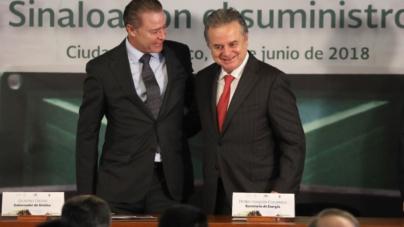 'El gas natural llega en julio a Sinaloa': Pedro Joaquín Coldwell