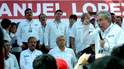 Rocha Moya pide a López Obrador acabar con cacicazgo político en la UAS