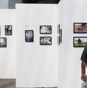 Recuerdan a Arturo Tolosa con muestra fotográfica en el Ayuntamiento de Culiacán