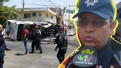 'Pese a infracciones, camioneros no hacen conciencia': Guinto Marmolejo