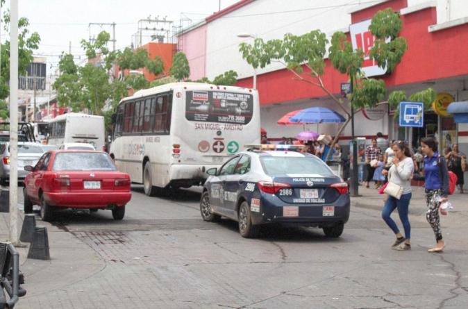 Aplicarán antidoping a choferes del transporte urbano