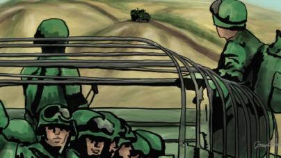 Tras la caída del gigante | El camino a La Aguama (Parte VIII)