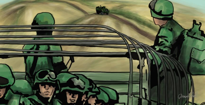 Tras la caída del gigante   El camino a La Aguama (Parte VIII)