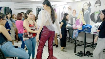 Todo listo para la UCB Fashion Week 2018