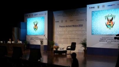 Foro de candidatos al Senado | A un mes de la elección, aparecen propuestas por Sinaloa