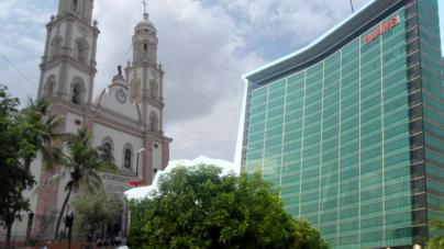 Huawei busca implementar ciudades inteligentes en Sinaloa