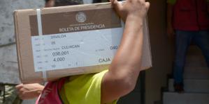 Llegan a Culiacán las boletas electorales para jornada del domingo 1 de julio