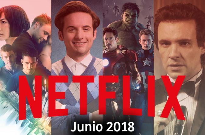 Avengers 2, el final de Sense8, la serie de José José y más llegan a Netflix en junio