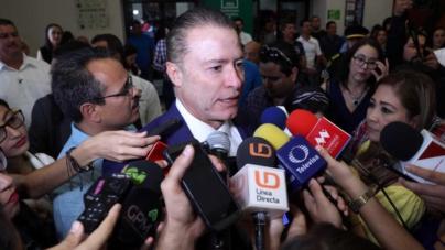 'Aprehensión del Quillo, gran paso contra la impunidad en el caso Javier Valdez': gobernador