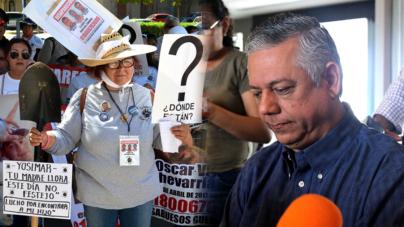 'El fiscal miente… ni siquiera nos da la cara': Sabuesos Guerreras