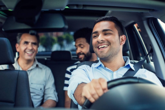 La aplicación de Uber tiene 3 nuevas funciones de seguridad, ¿ya las conoces?