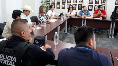 ¡A cumplir con transparencia! | CEAIP visita a los 18 ayuntamientos