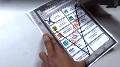 ¿Vendiste tu voto?   Independientes invitan a hacer patria y anularlo en la casilla