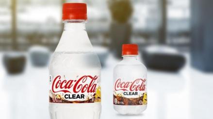 Coca-Cola Clear: lo mismo, pero transparente