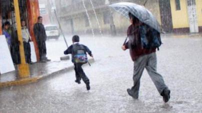 SMN pronostica tormentas fuertes para Sinaloa y todo el occidente durante este lunes