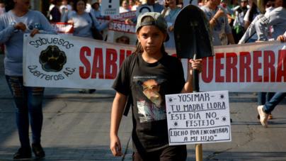 Fiscalía de Desaparecidos, 'otro nombramiento sin ningún resultado', pronostican Sabuesos Guerreras