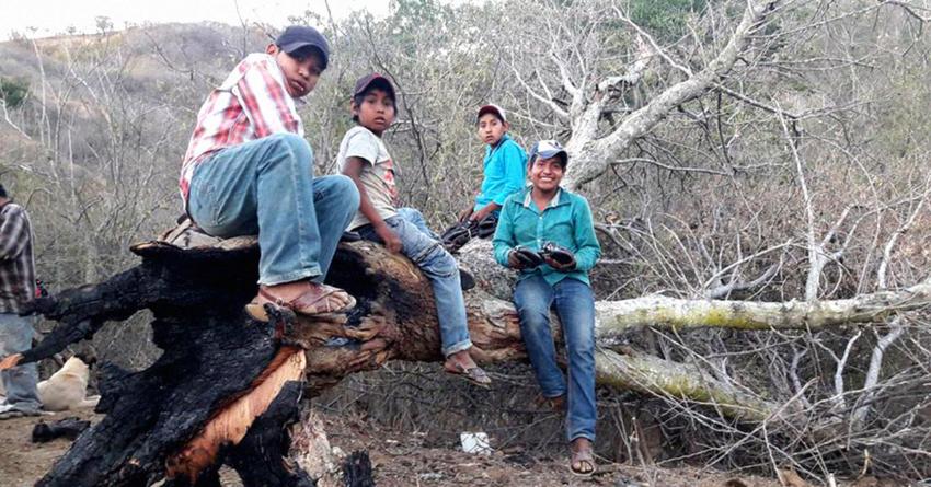 Mochilón | Piden mochilas nuevas o usadas para niños Tarahumaras