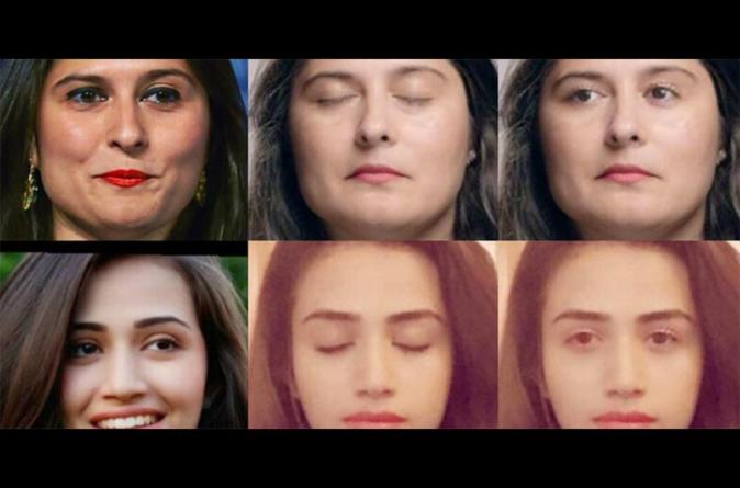 Facebook te abrirá los ojos… cuando salgan cerrados en una fotografía