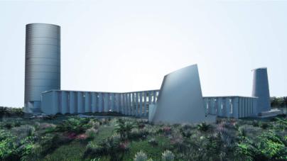 Así quedará el Centro de Ciencias renovado por el arquitecto Alberto Kalach