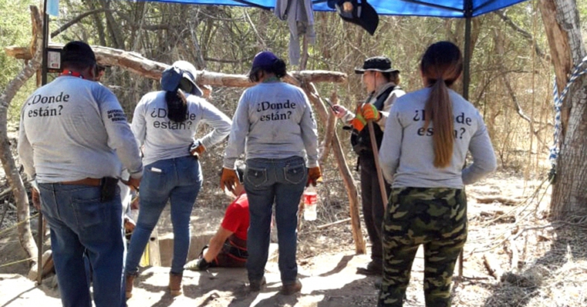 Convocan Sabuesos Guerreras a colecta de apoyo para busqueda de desaparecidos