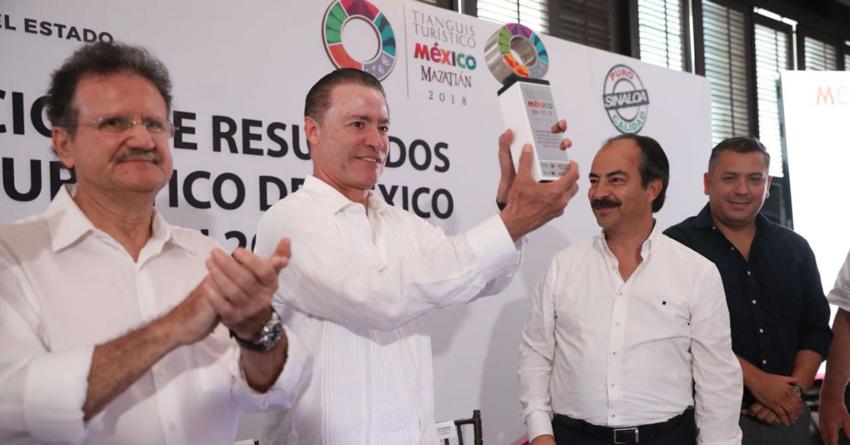 Tianguis Turístico | El reto es mantener a Mazatlán en las Grandes Ligas: Quirino