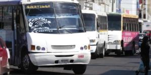 Mazatlecos se niegan al aumento a tarifa de urbanos si no garantizan aire acondicionado