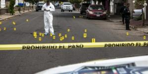 Sinaloa fue el séptimo estado con más homicidios durante el 2017