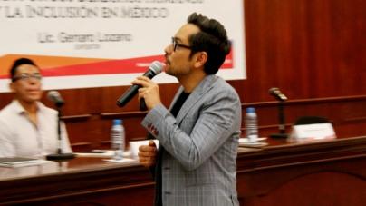 Genaro Lozano: 'Exijan al Congreso que solucione el tema del matrimonio igualitario, Sinaloa merece hacer historia ya'
