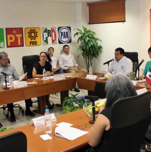 Aprueba IEES acuerdo para destrucción y salvaguarda de la documentación de la jornada electoral