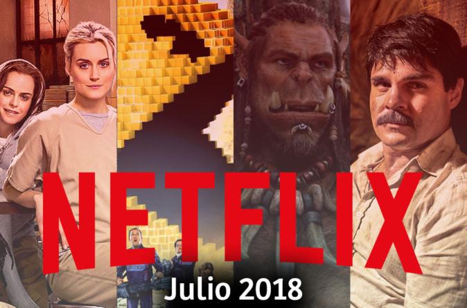 Nuevas temporadas de Orange is the New Black y El Chapo, entre los estrenos de Netflix en julio