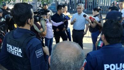 Por corrupción, policías estatales se niegan a resguardar penal de Aguaruto