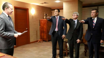Nombra Quirino nuevos secretarios | Jesús Valdés va a agricultura y hay nuevo titular en salud