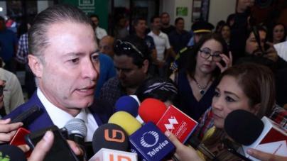 Va el Estado por recaptura de reos; 'fuga de Aguaruto es inaceptable', dice el gobernador