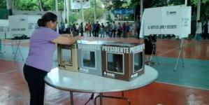 ELECCIONES 2018 | Inicia lenta la votación en Sinaloa pero con amplia participación