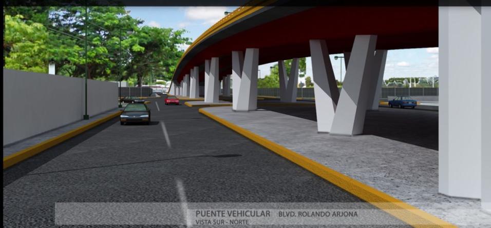 El puente Rolando Arjona es innecesario y no garantiza la movilidad urbana: ProCiudad