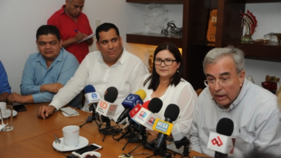 'Se tiene la idea de reducir IVA e ISR podría inhibir informalidad': Rocha Moya e Imelda Castro
