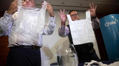 Crean bolsas hidrosolubles como alternativa para sustituir a las de plástico