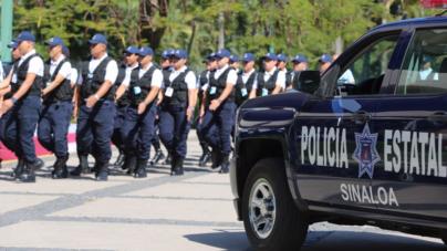 Policías de Sinaloa, entre los peores evaluados del país
