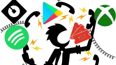 ¿Netflix, Uber y Spotify? | Estas son las apps y plataformas digitales que más denuncias reciben