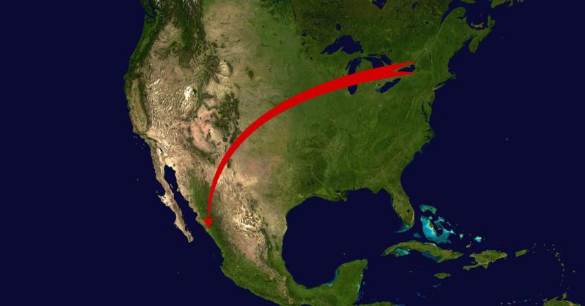 Anuncian vuelo Mazatlán-Montreal a partir de noviembre