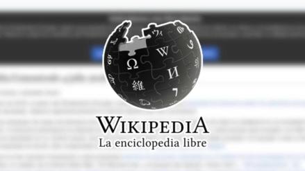Wikipedia en español protesta contra el Parlamento Europeo y cierra su portal