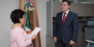 Arturo Sánchez Sáinz será el nuevo subsecretario de Transparencia y Contraloría Social de Sinaloa
