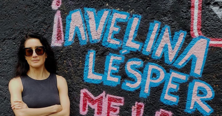 "Zona chilanga | ""Avelina Lésper me la pelas"""